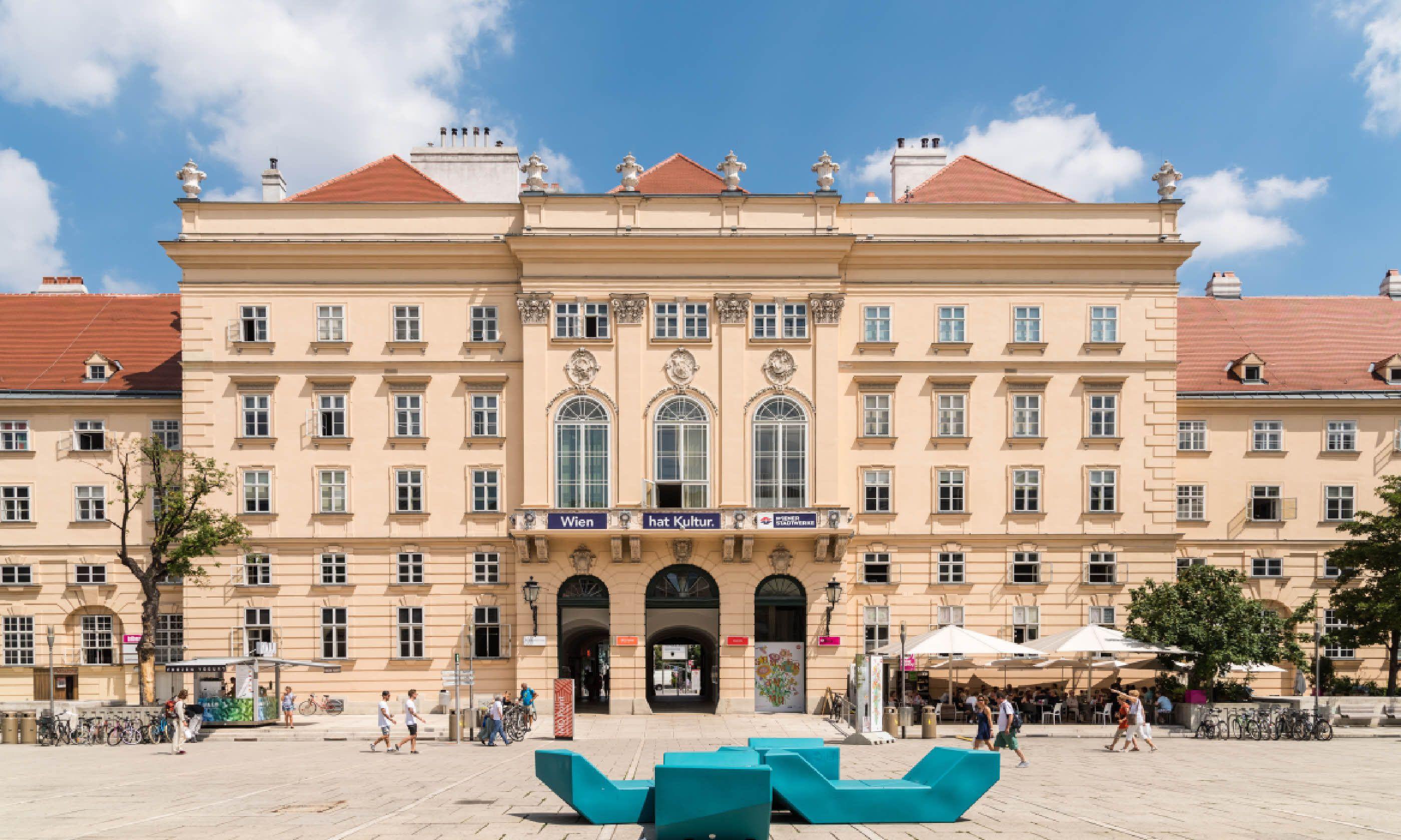 The MuseumQuartier, Vienna (Dreamstime)