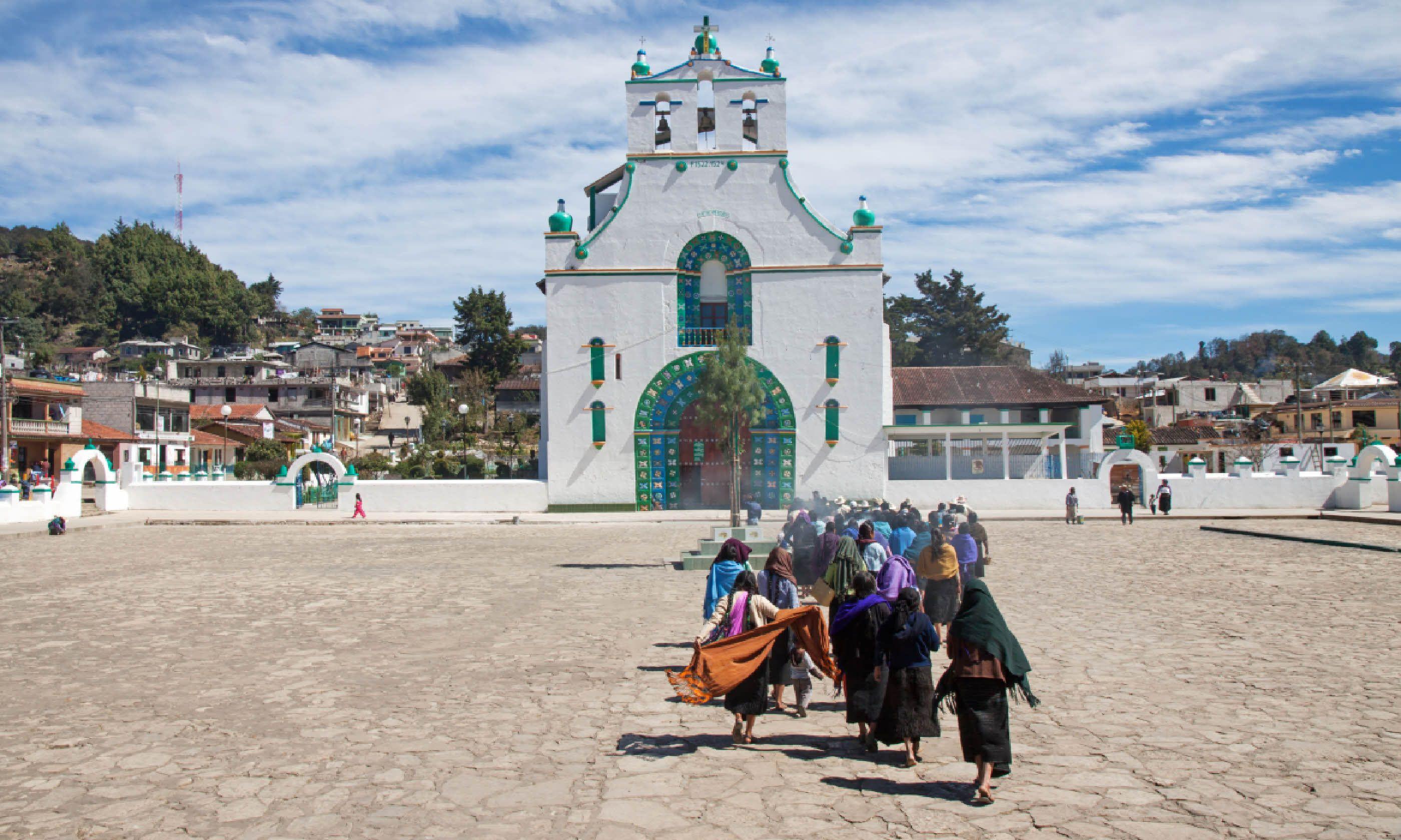 San Juan Chamula church (Shutterstock)