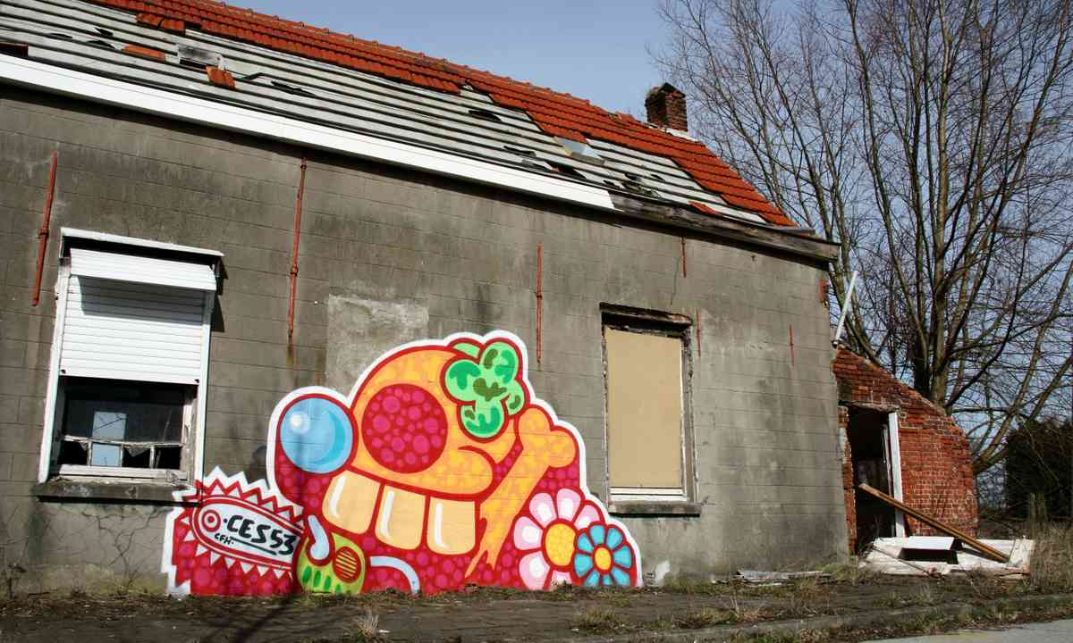 Doel, Belgium (Juanbobadilla: Creative Commons via Wikipedia)
