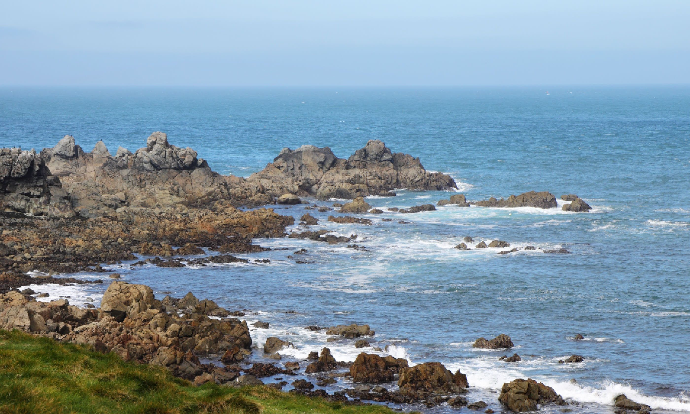 View from Lihou Island (Dreamstime)