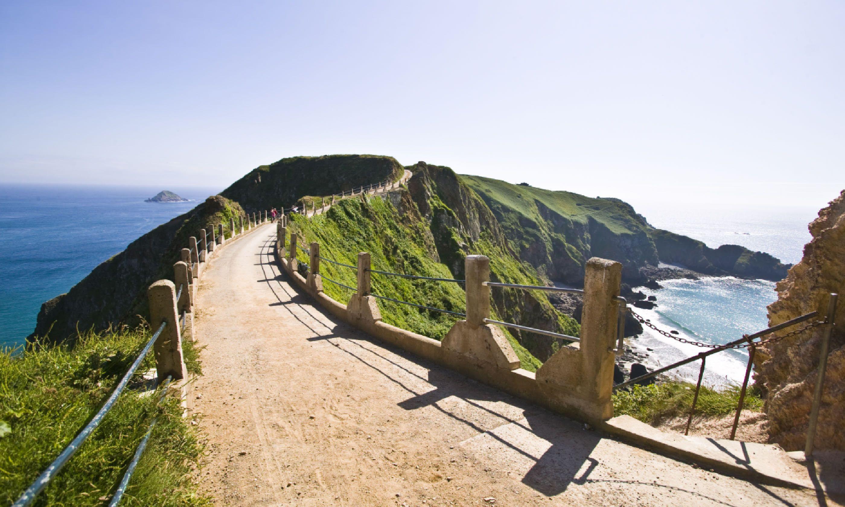 Sark Island (Shutterstock)