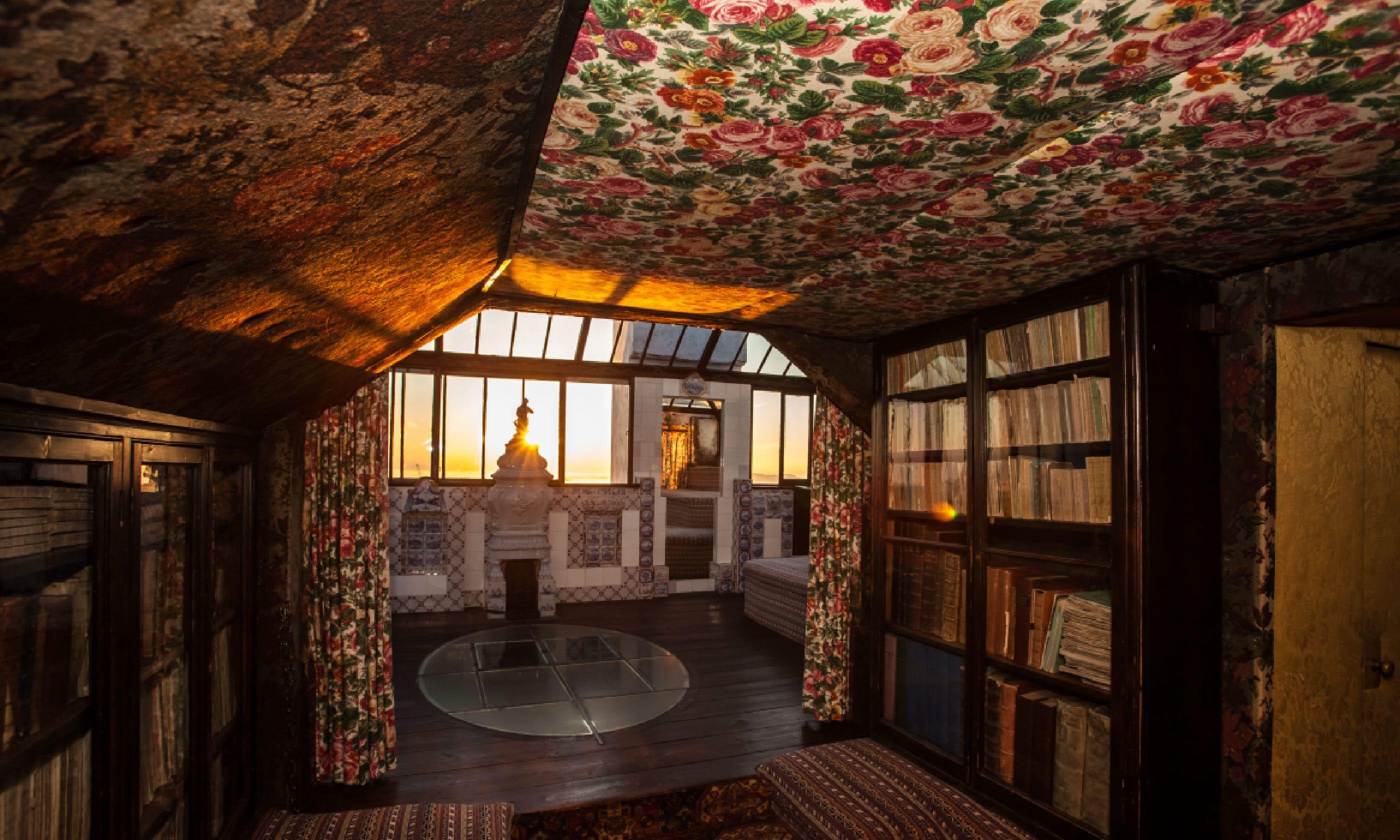 Victor Hugo's house (Visit Guernsey)