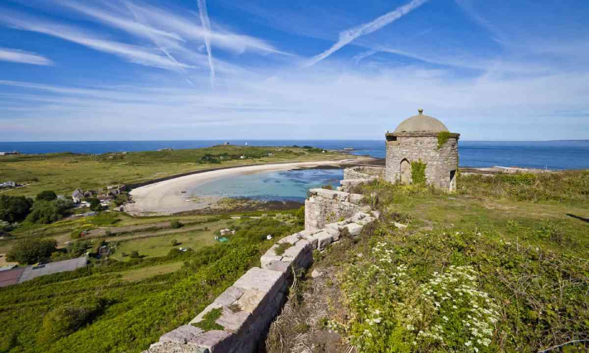 Alderney Coast (Visit Guernsey)