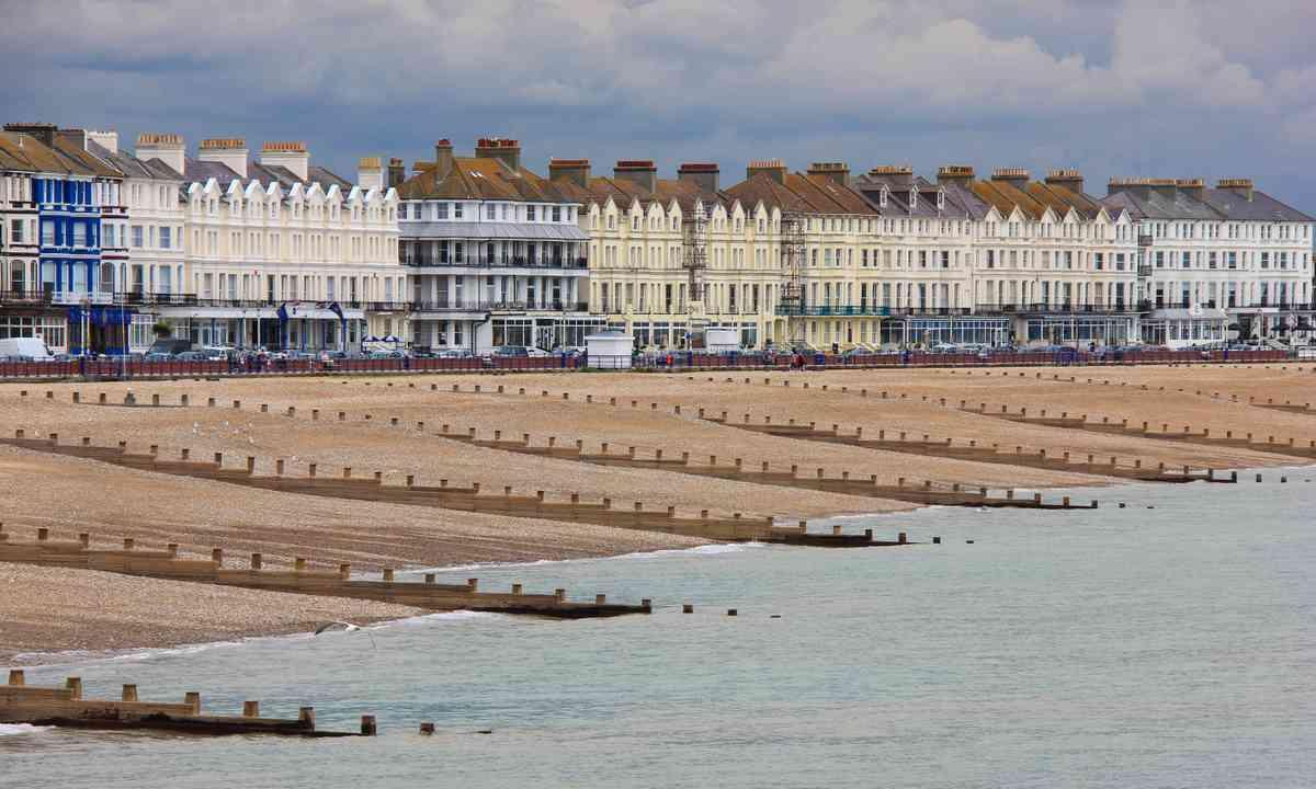 Eastbourne seafront (Shutterstock.com)