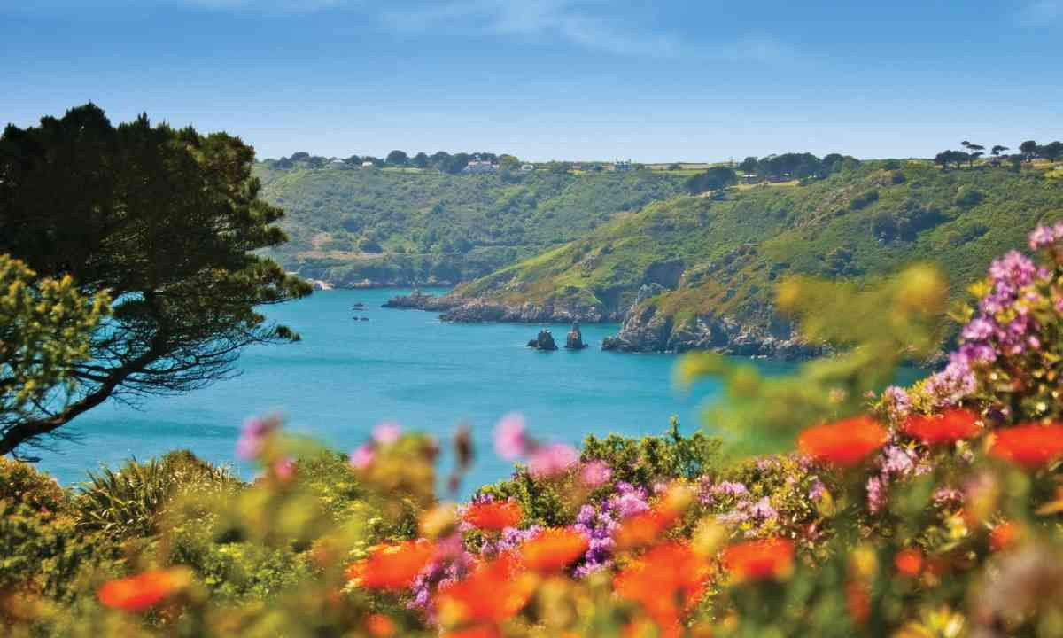 South Coast Guernsey (Visit Guernsey)