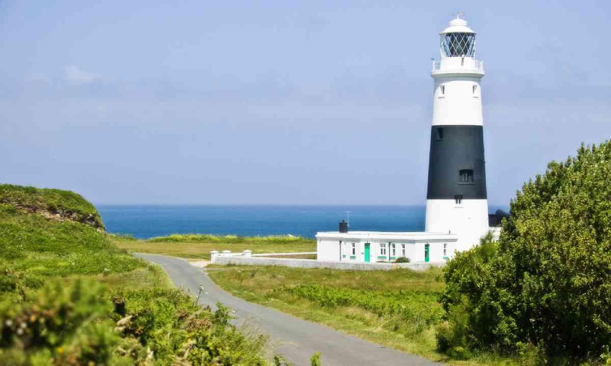 Alderney Lighthouse (Visit Guernsey)
