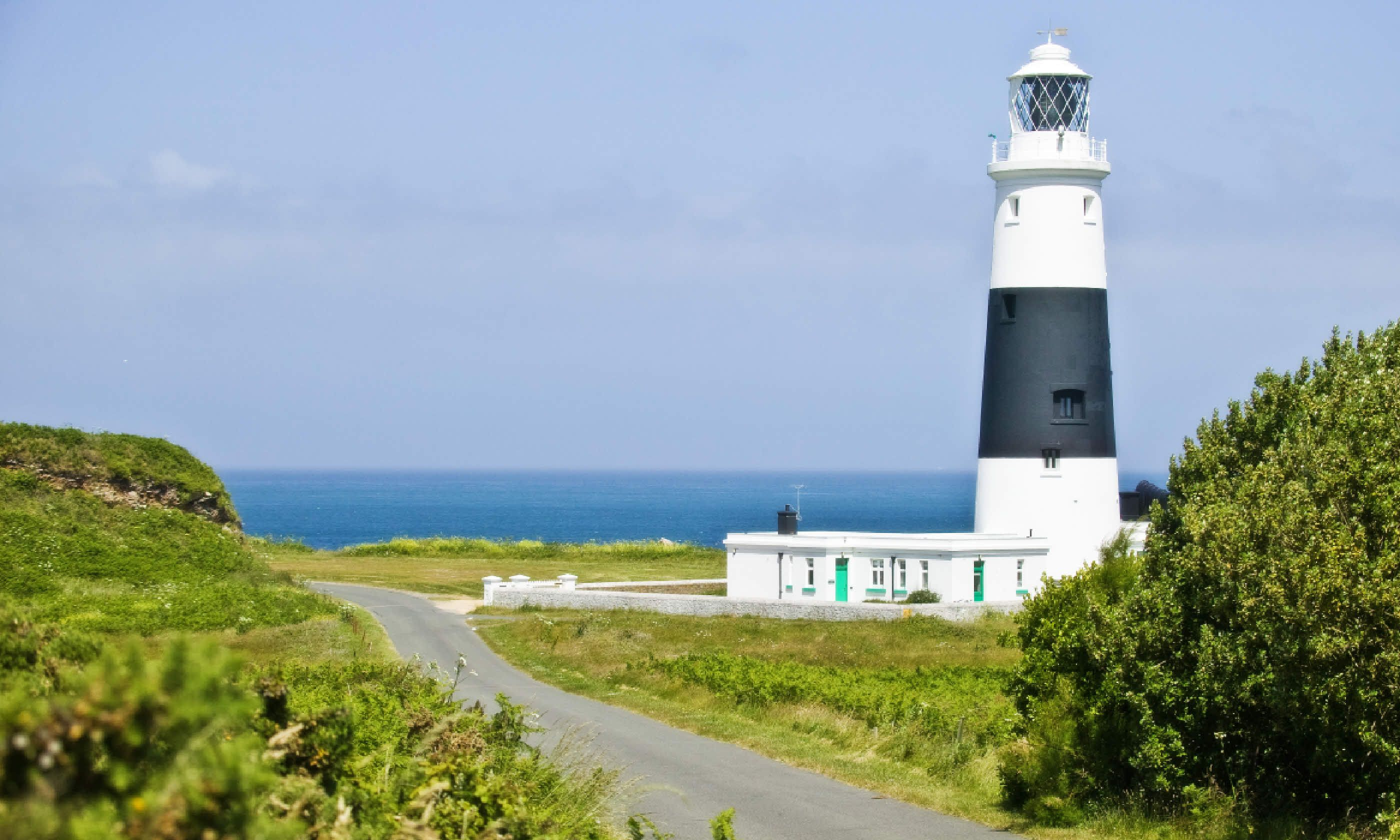 Alderney Lighthouse (Visit Guernsey)