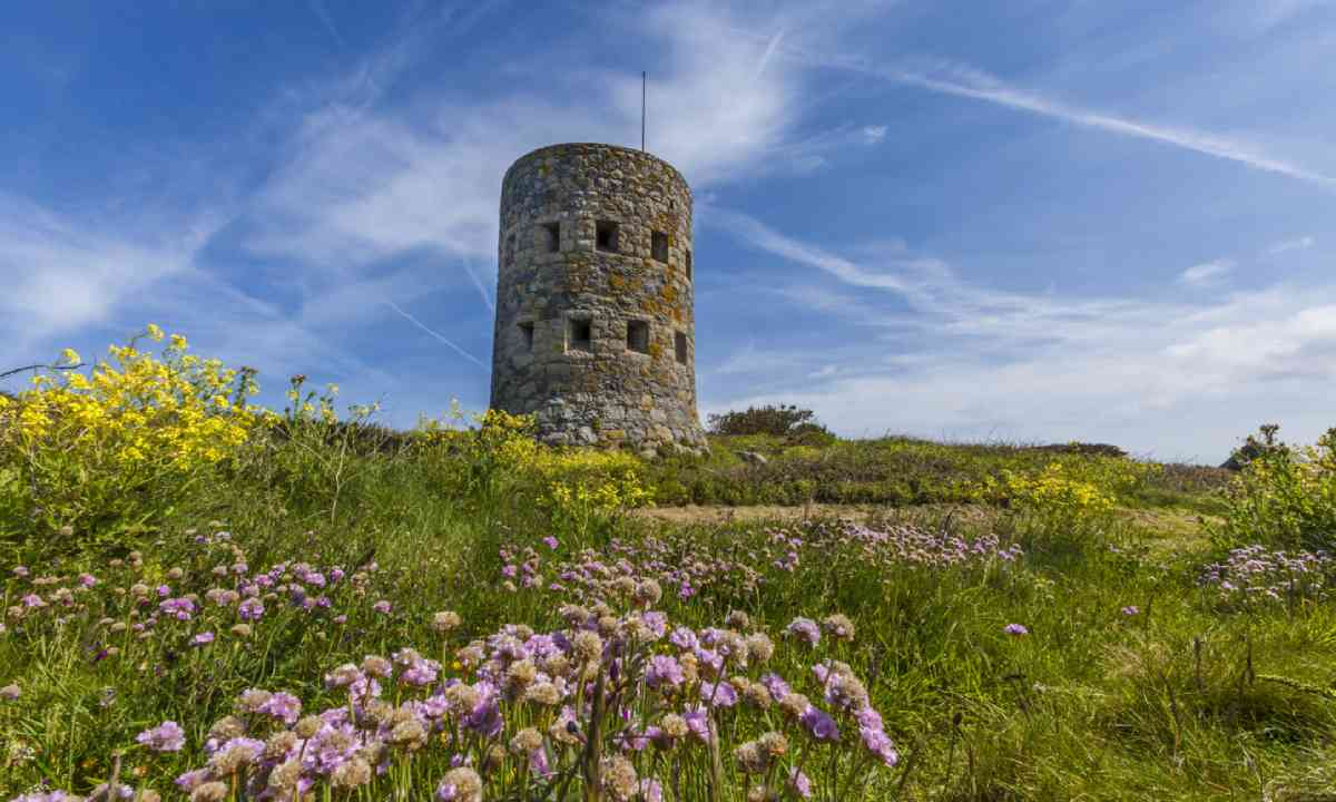 Rousse tower (Visit Guernsey)