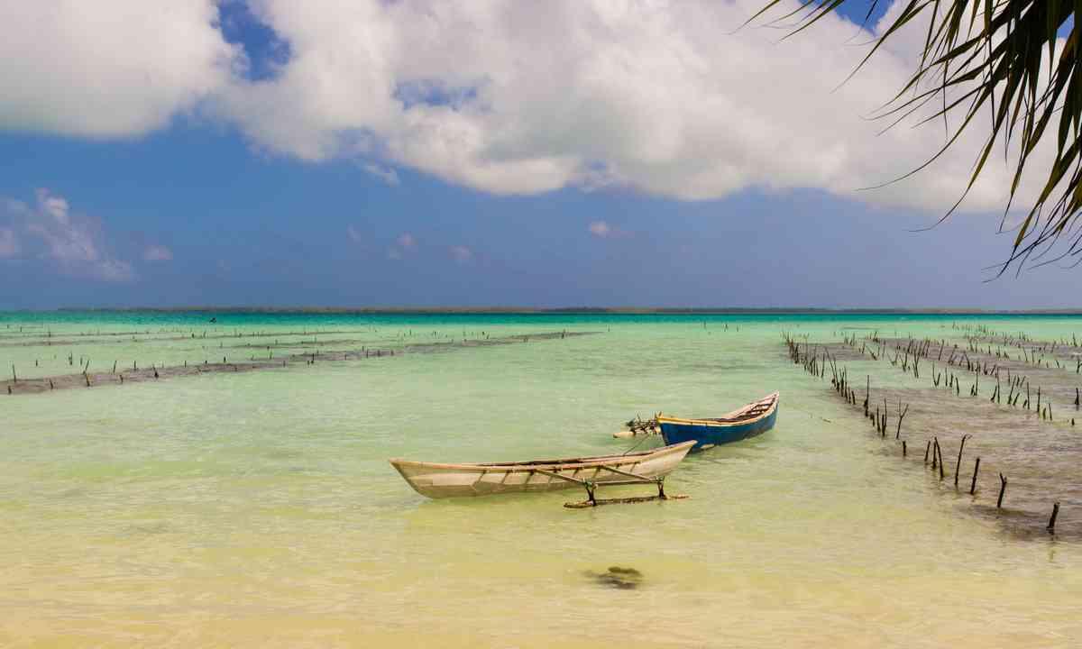 Kirimati, Kiribati (Shutterstock.com)