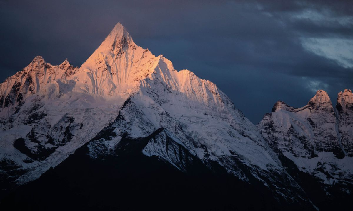 Discovering China's 'hidden' Himalaya