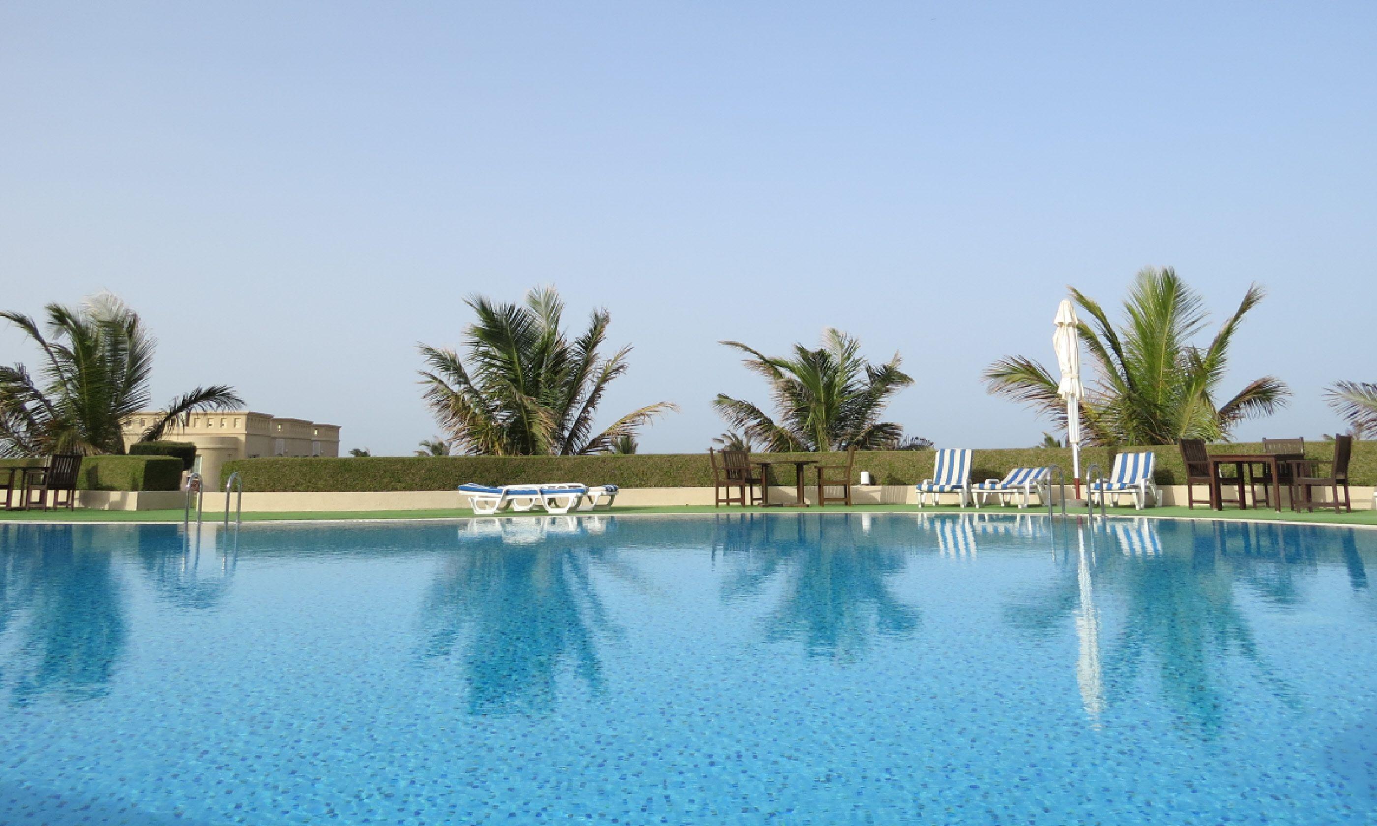 Masirah Island Resort (Hazel Plush)