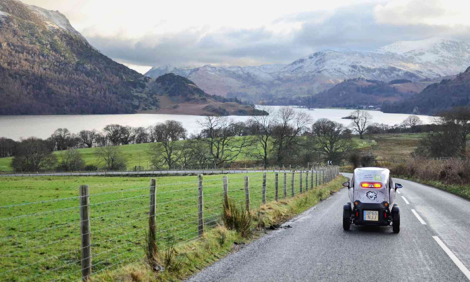 A Twizy in the Lake District (Neil S Price)