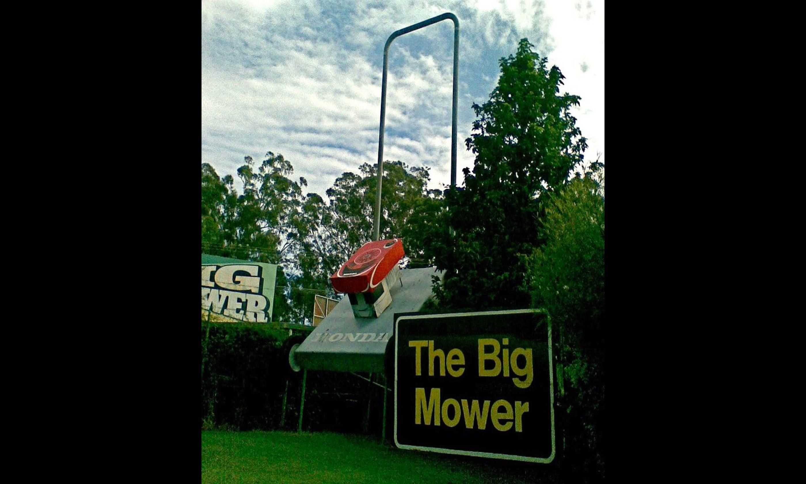 Big Mower (Creative Commons: Stuart Edwards)