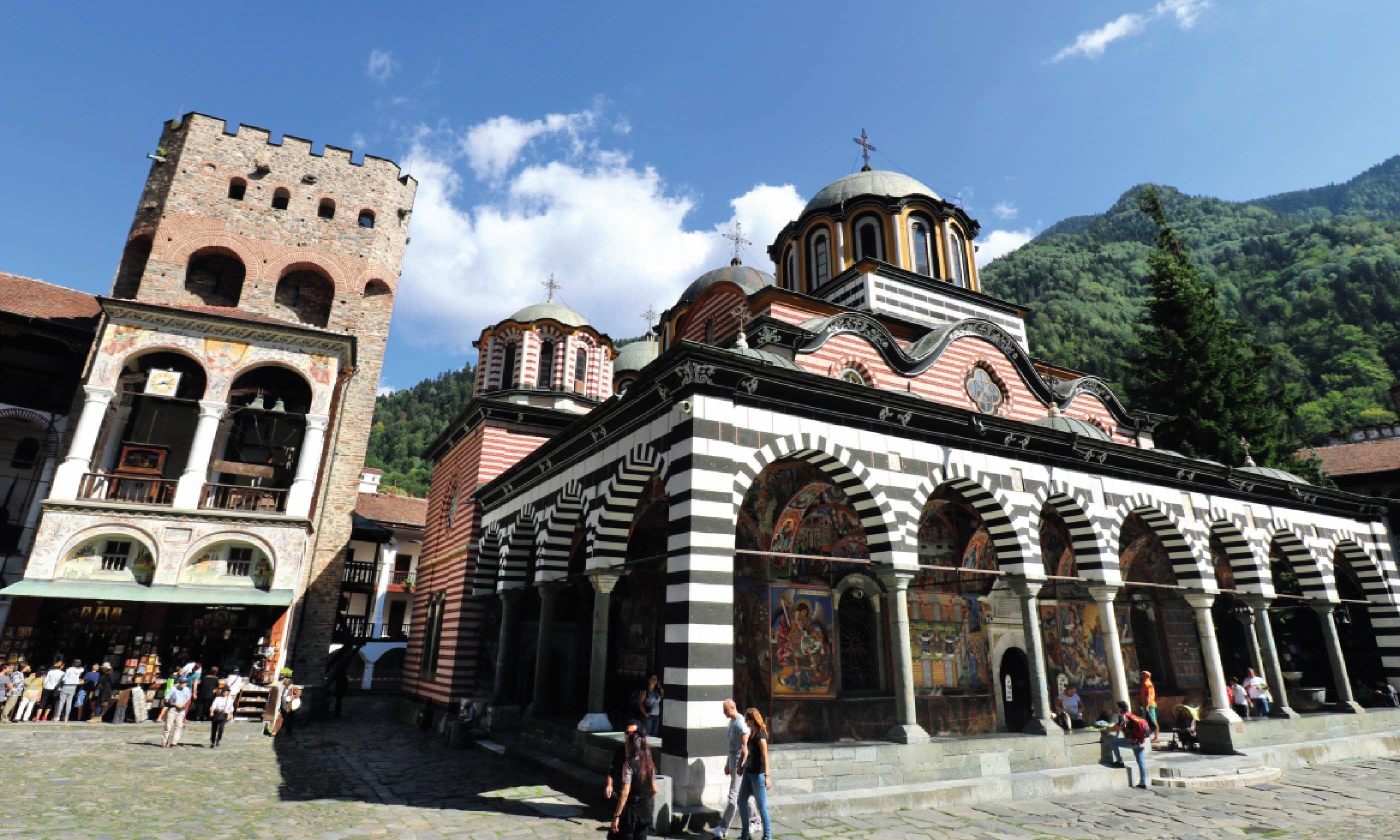 Rila Monastery, Bulgaria (Martin Symington)