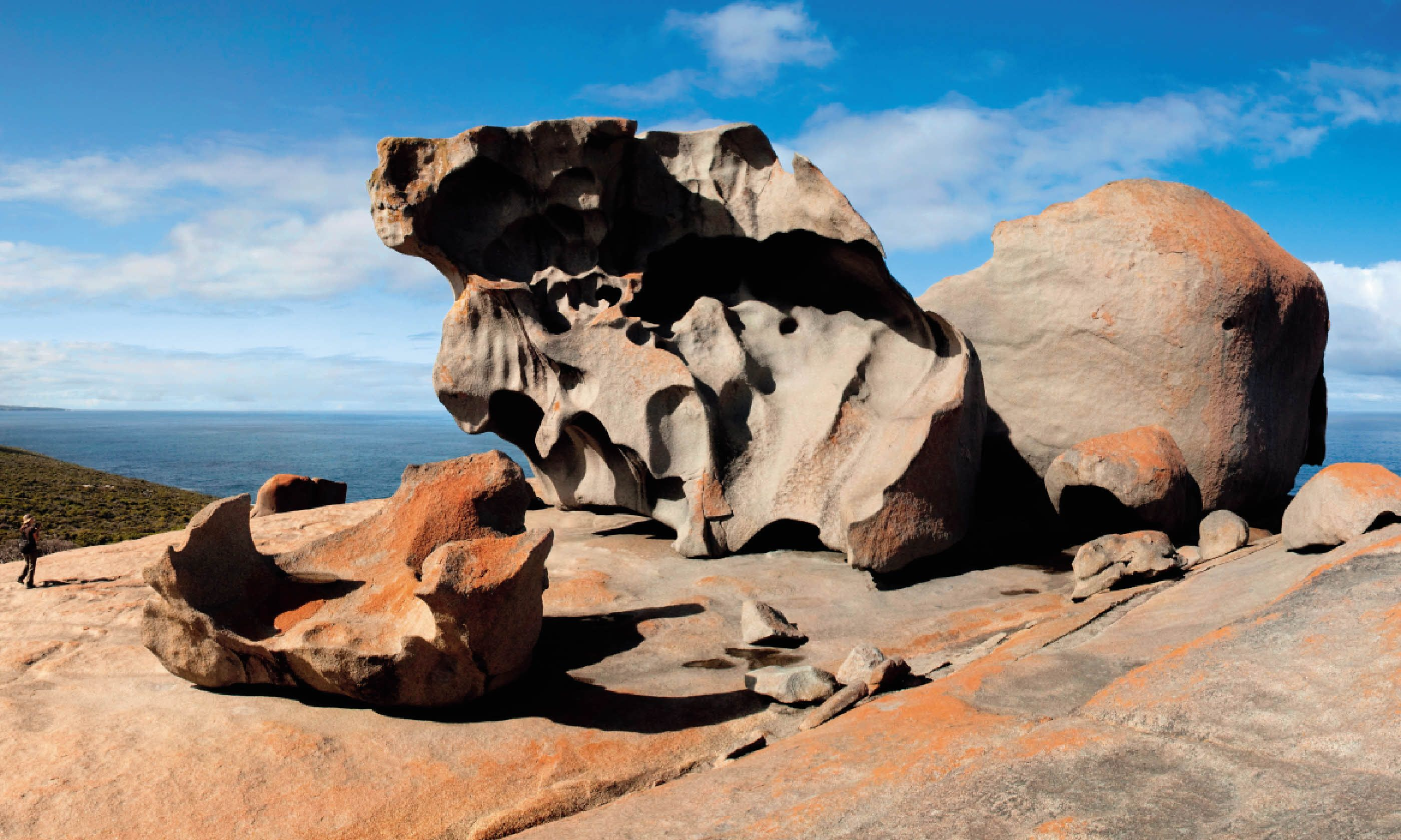 The Remarkable Rocks (Dreamstime)
