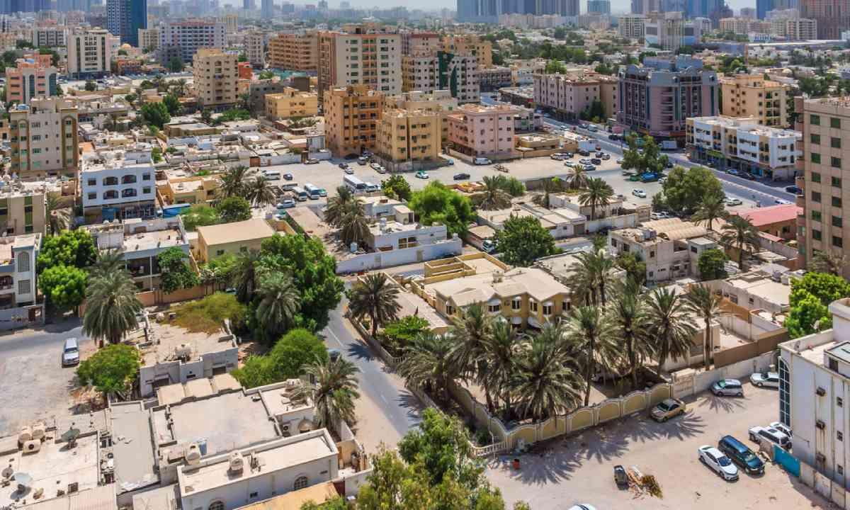 Cityscape of Ajman (Shutterstock)