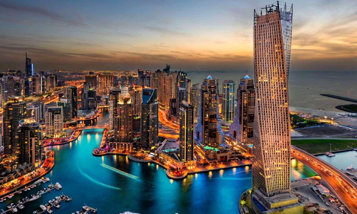The Wanderlust guide to the United Arab Emirates