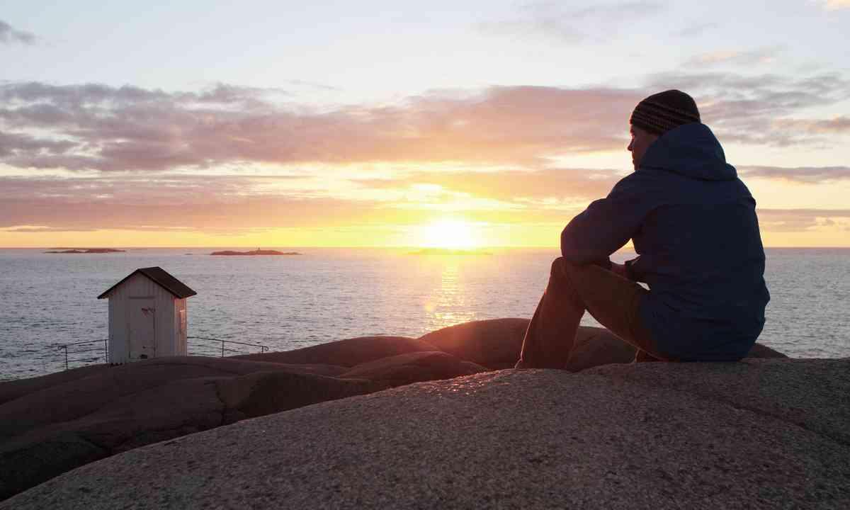 Watching the sun set in Bohulsan (Shutterstock.com)