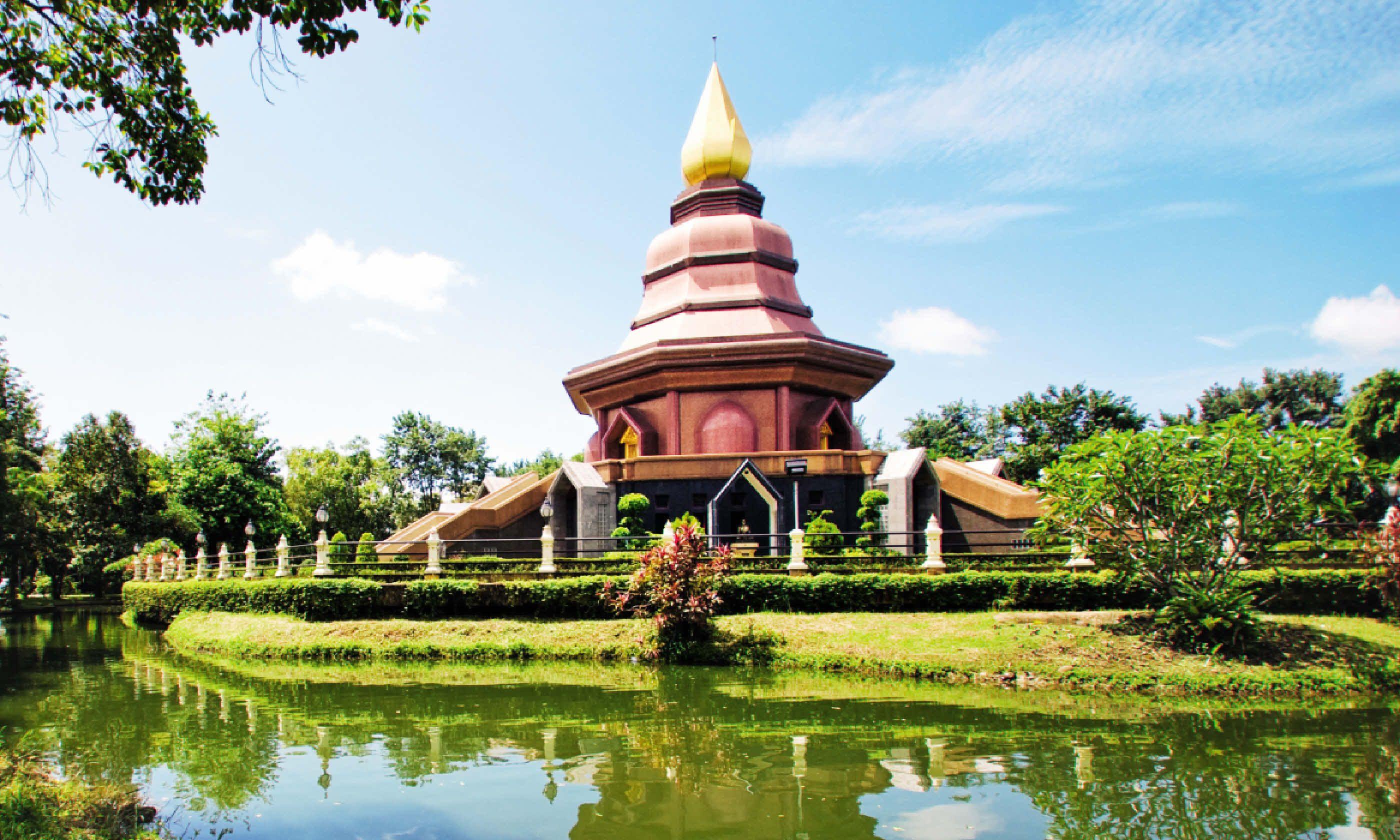Phi Lom temple on Koh Chang Island (Dreamstime)
