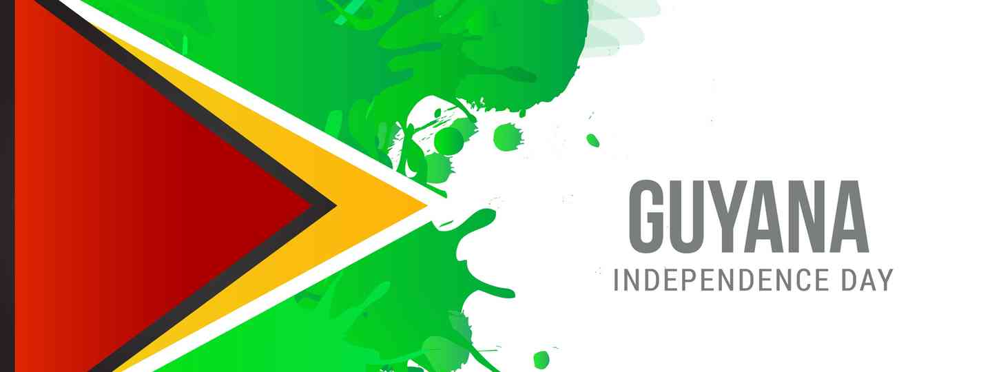 Guyana Independence Day (Shutterstock.com. See main credit below)