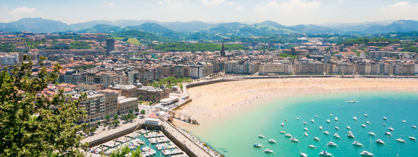 Image result for pictures of San Sebastian