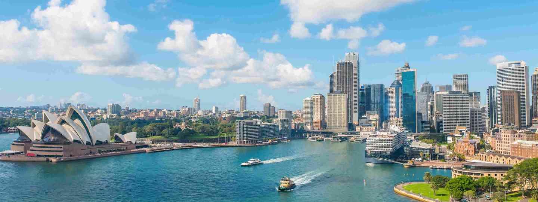 Sydney, Australia (Shutterstock)