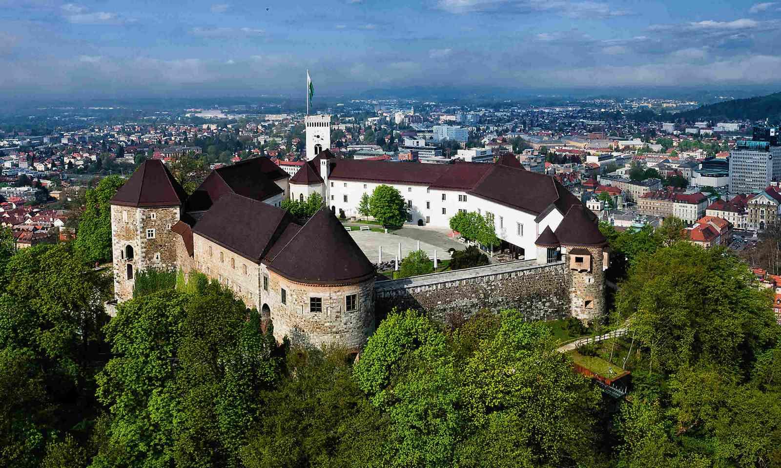 Ljubljana Castle (Matej Kastelic)