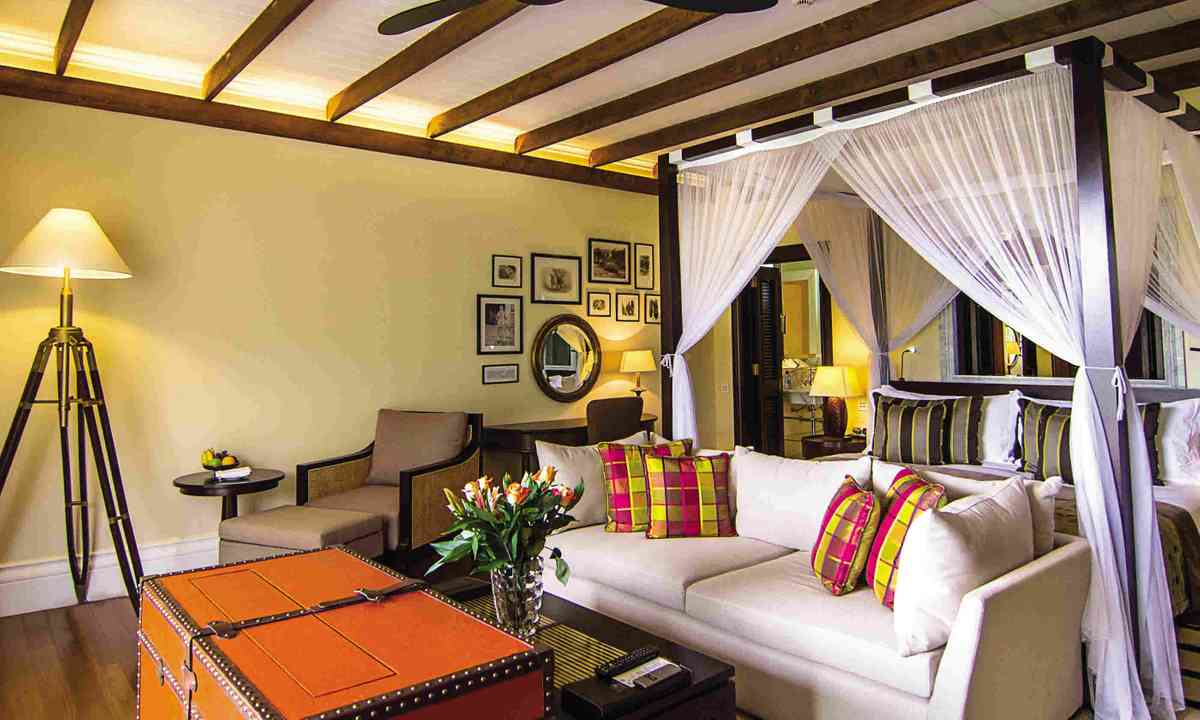 Deluxe Suite at Hemingways, Nairobi (Hemingways)