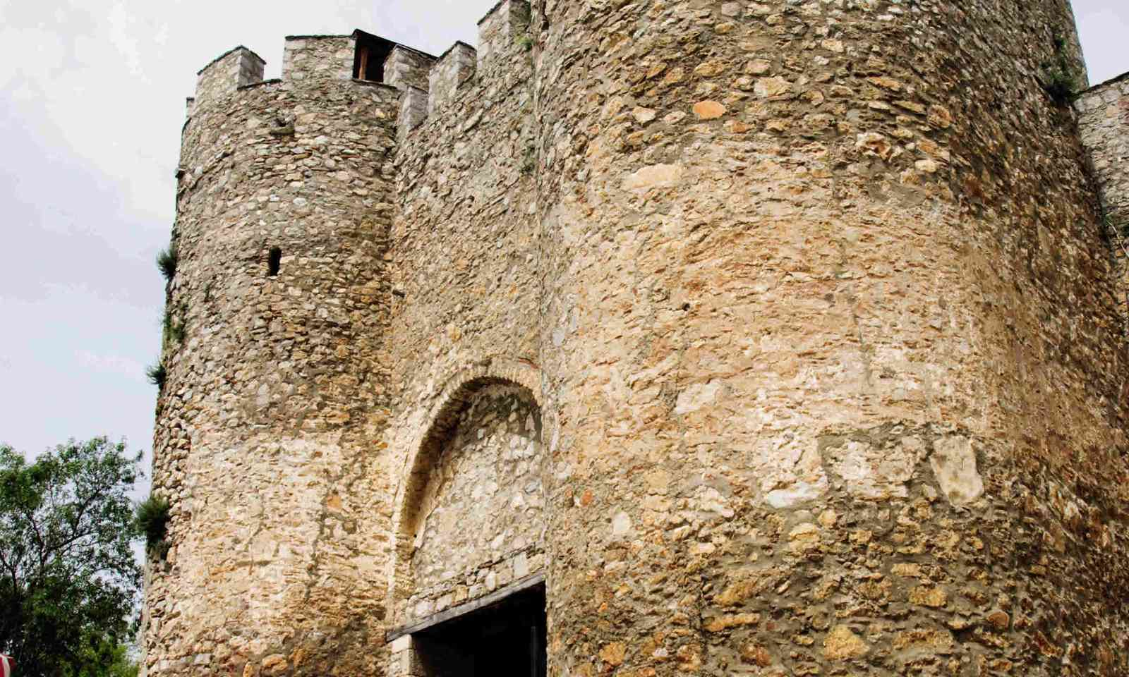 Tsar Samoil's Fortress (Simon Chubb)