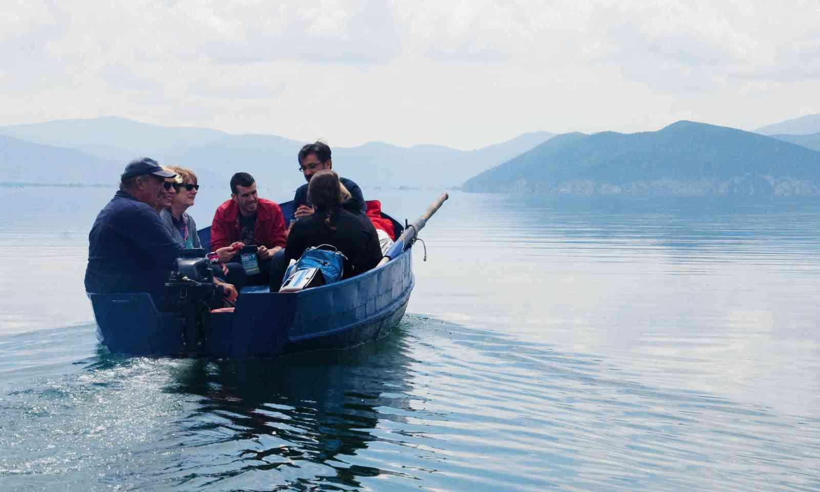 Lake Prespa (Simon Chubb)