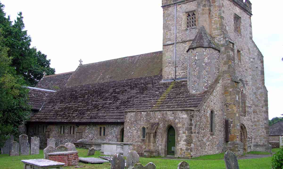 St Marys, West Sussex (Creative Commons: Charlesdrakew)