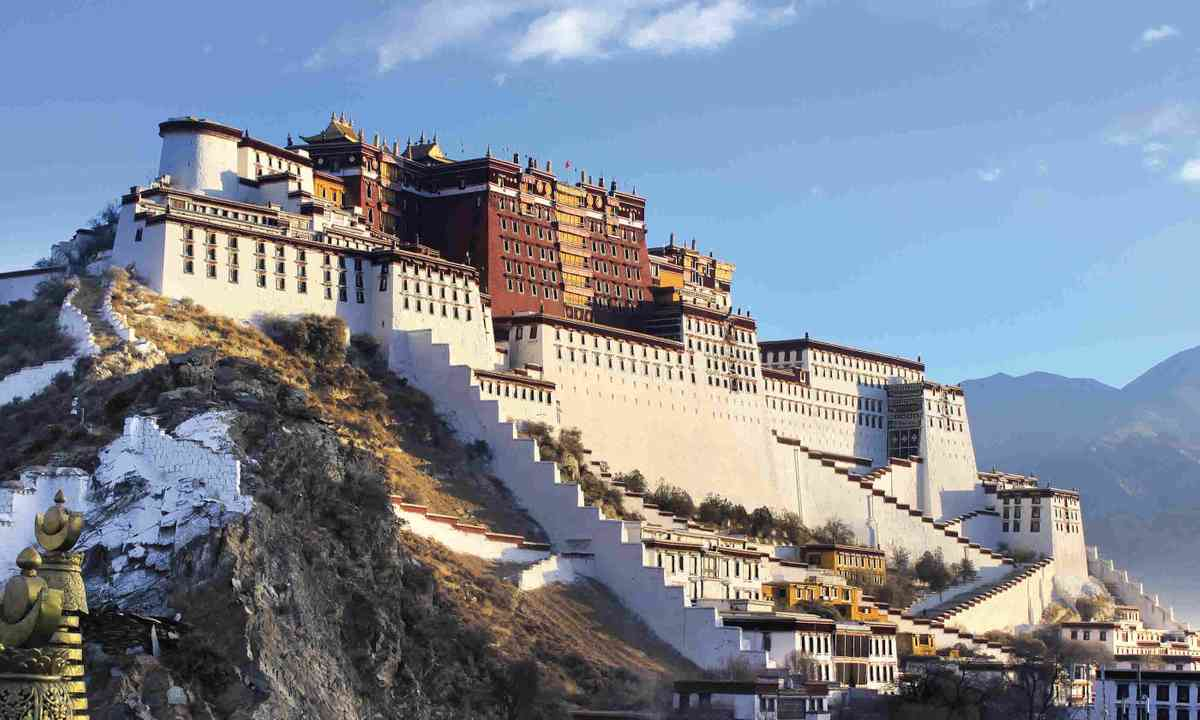 The Potala Palace (Tom Rhys)