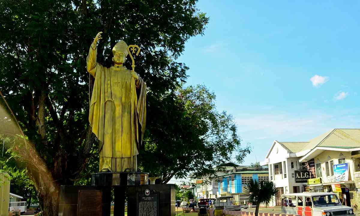 Cardinal Sin Monument (Creative Commons: Ninya Regalado)
