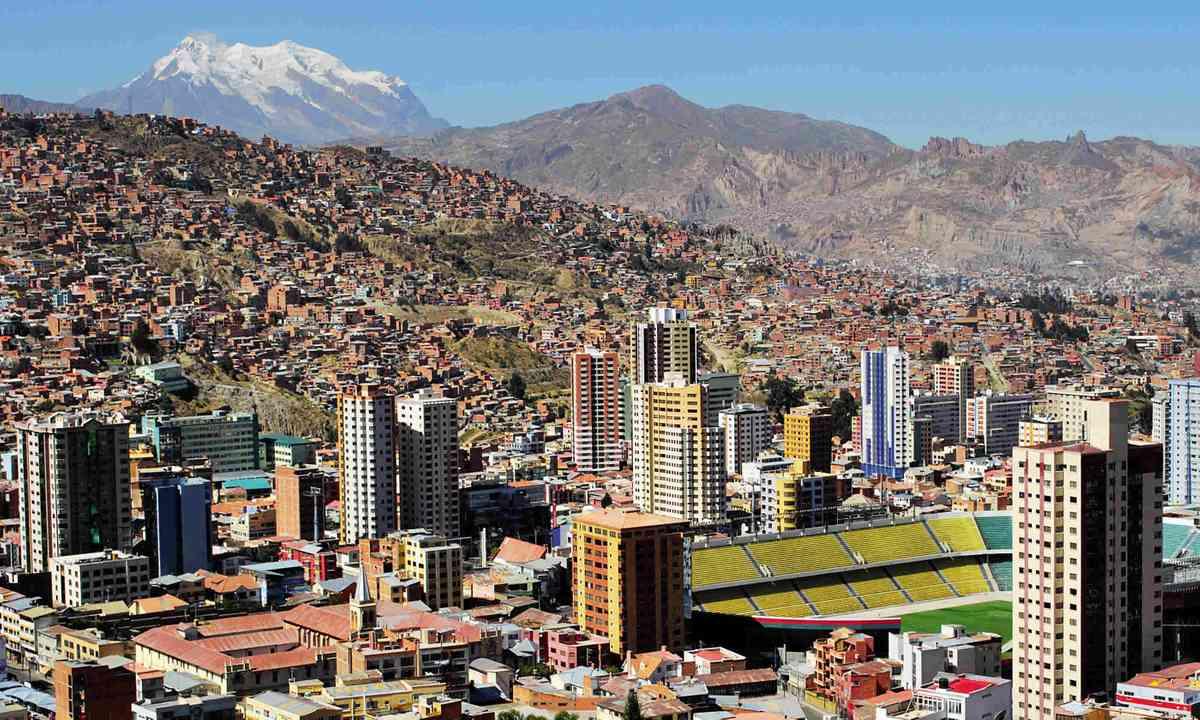 La Paz (Chris Moss)
