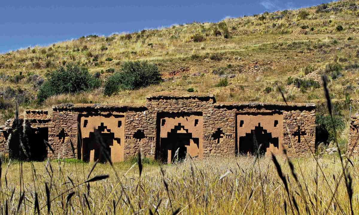 The virgin 'convent' of Isla de la Luna (Chris Moss)