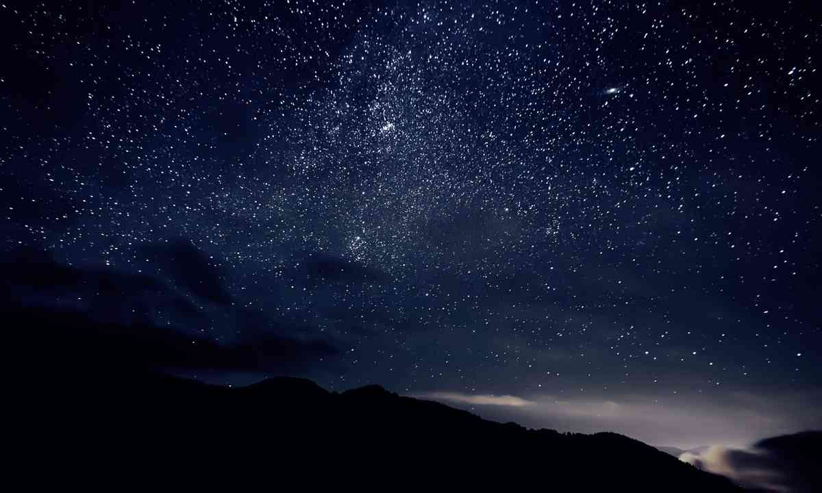 Stars over Scotland (Shutterstock.com)