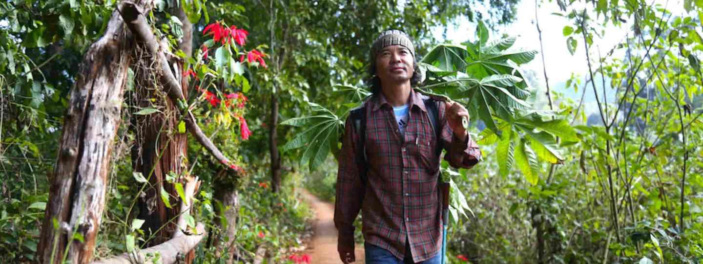 Local guide Rang-sri in Chiang Mai, Thailand (Graeme Green)