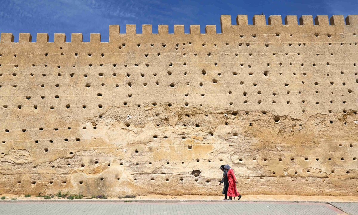 Funky Old Medinas: a slow trip through Morocco's Imperial Cities
