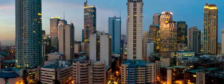 Manila cityscape (Dreamstime)