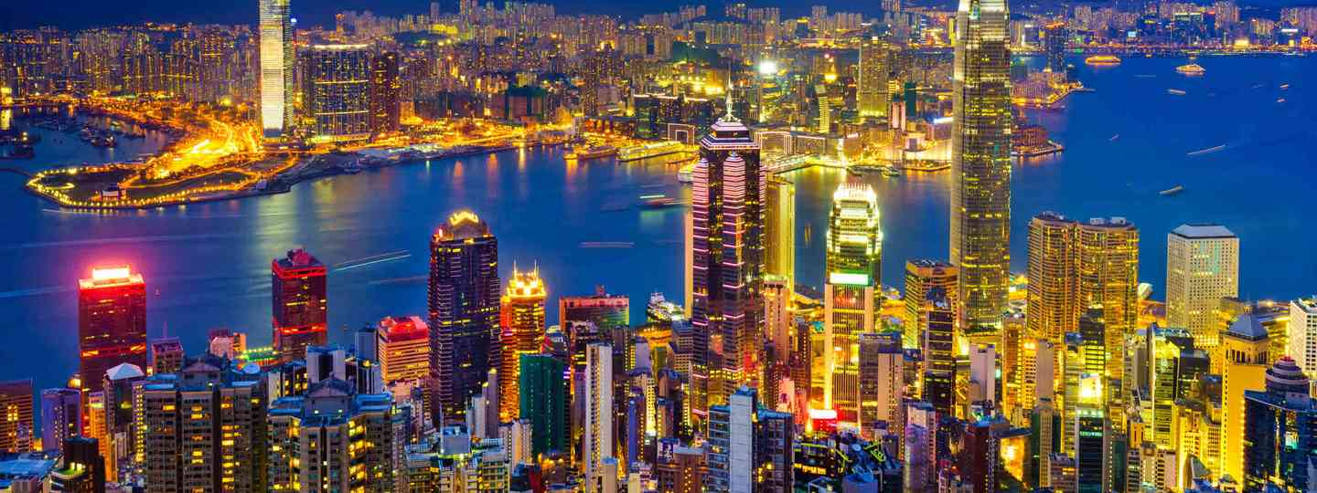 Hong Kong (Dreamstime)