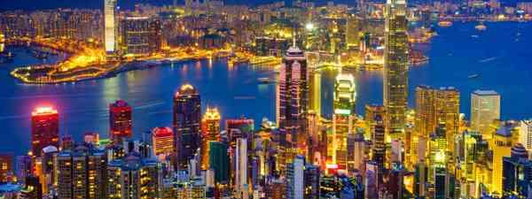 Hong Kong (Dreamstime)