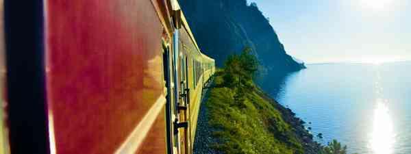 Trans-Siberian Circum-Baikal railway (Neil S Price)