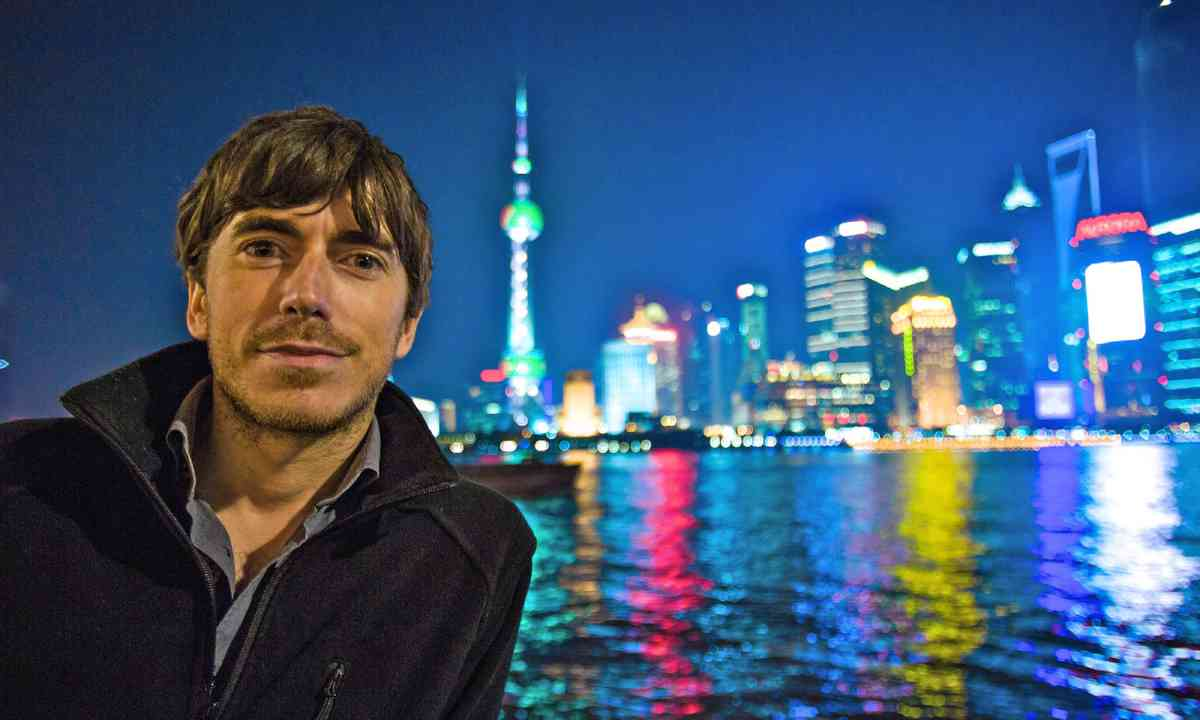 On the Yangtze (Supplied: BBC Pictures)