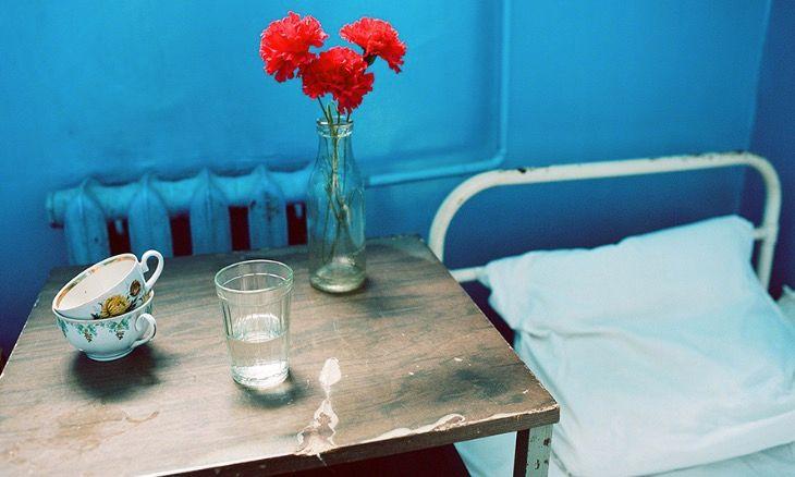 Karosta Prison bed (Karosta Prison Hostel)