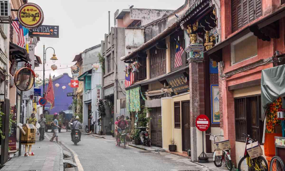 Georgetown, Penang (Shutterstock)