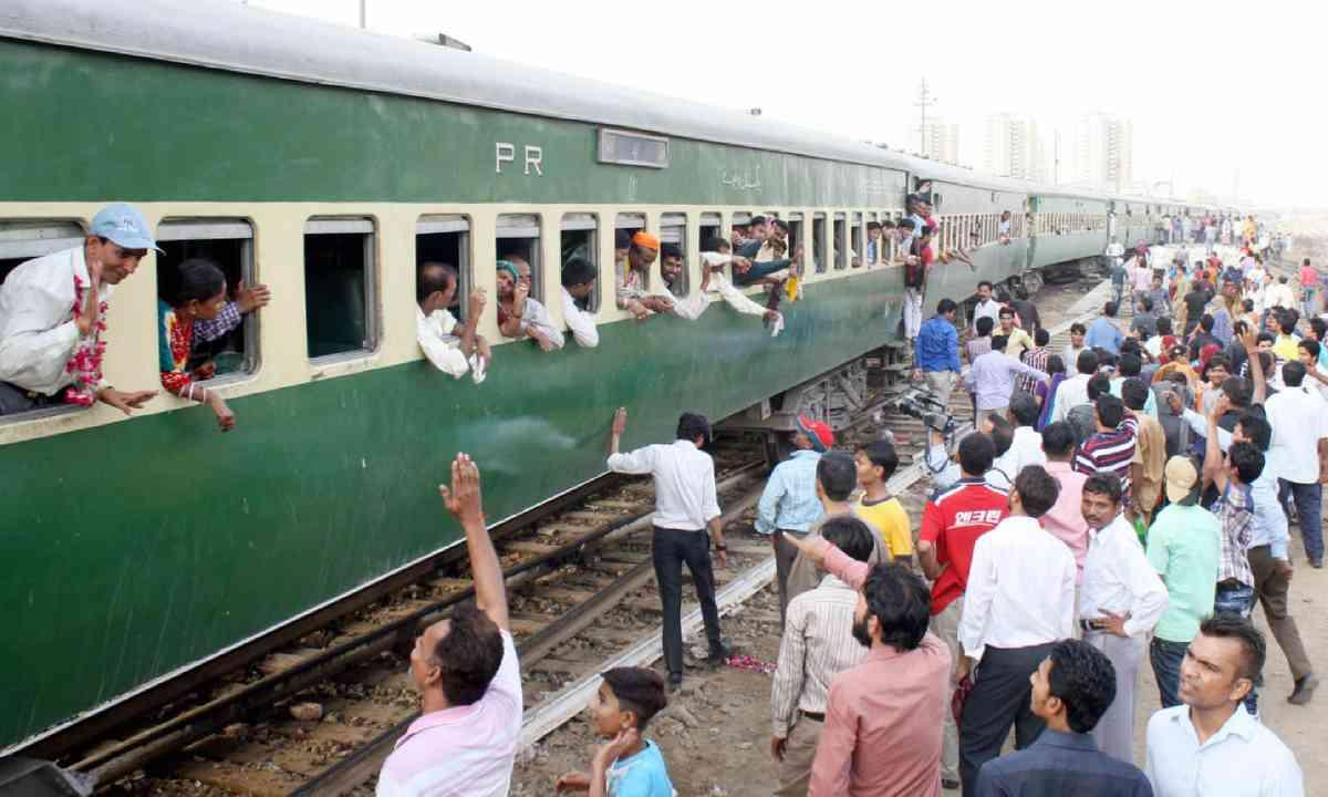 Cantt railway station, Karachi (Shutterstock)