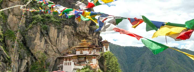 Taktsang Monastery (Dreamstime)