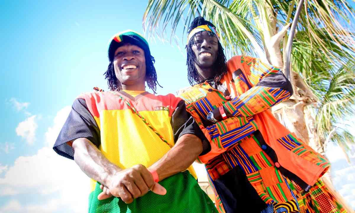 Street vendors in Jamaica (Dreamstime)