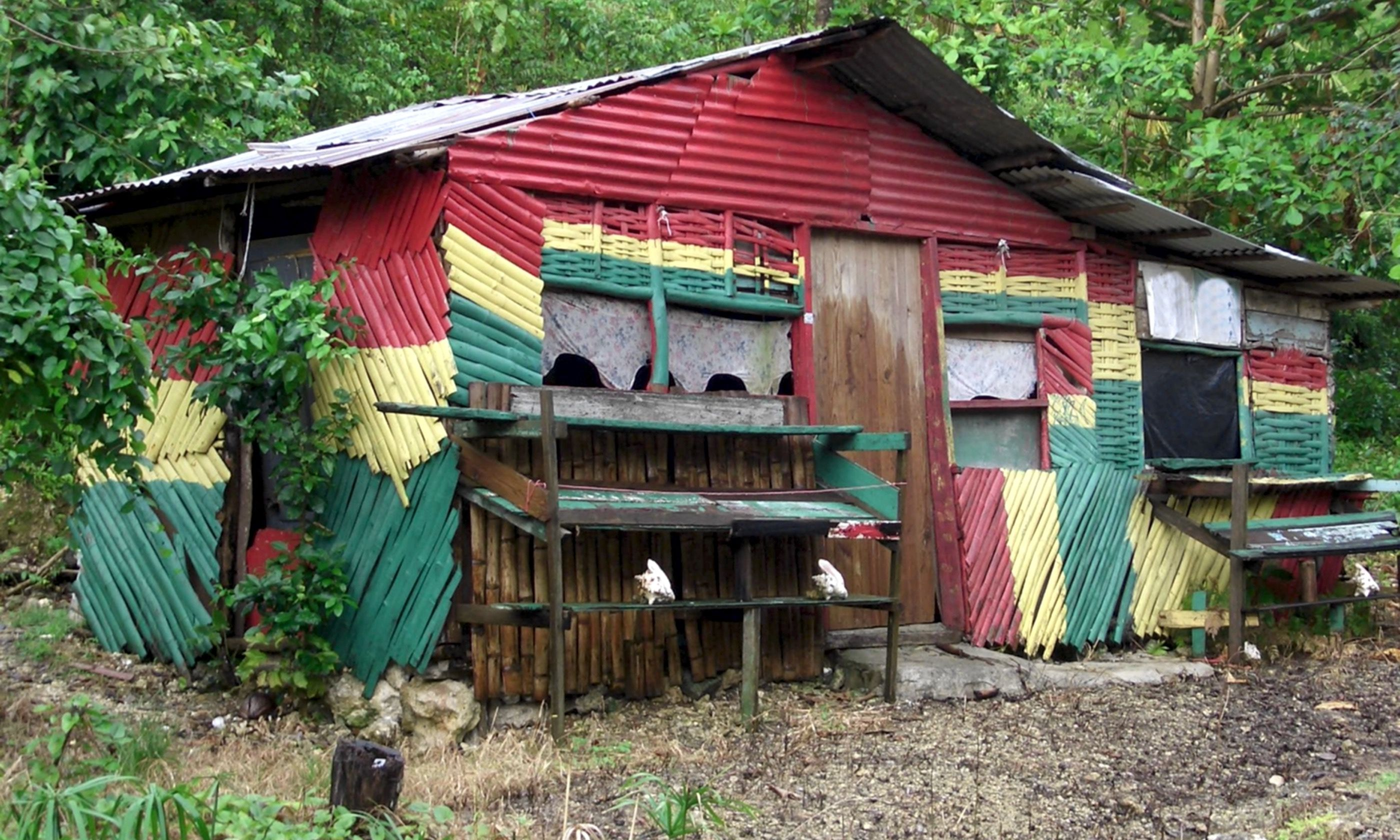 Rustic dwelling in the hills of Jamaica (Dreamstime)