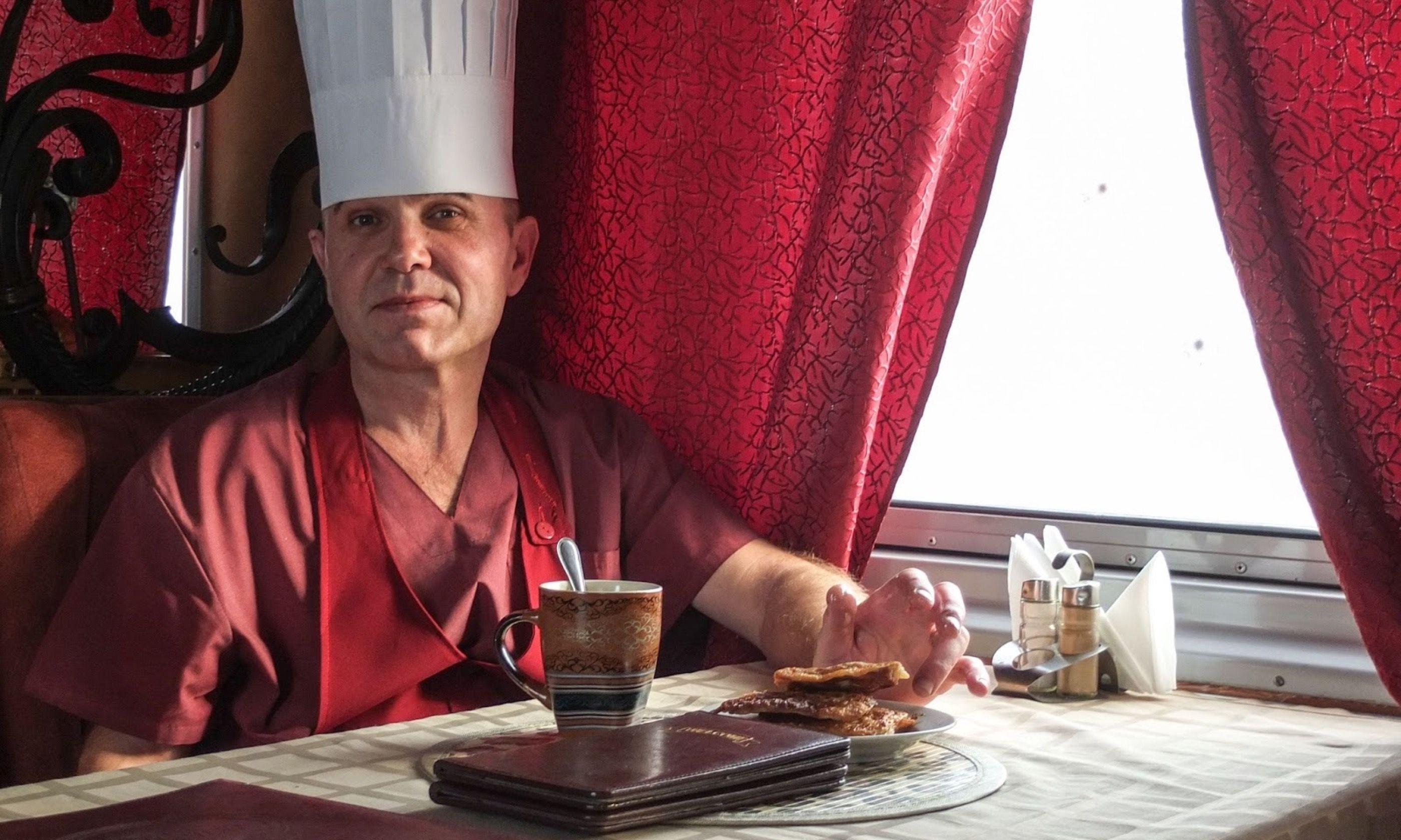 Chef on Trans Siberian 9Matthew Woodward)